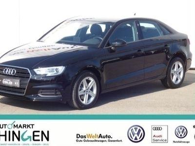 gebraucht Audi A3 Lim. 1.6 TDI S tronic Xenon EU6