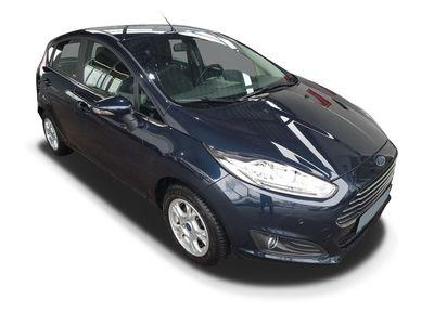 gebraucht Ford Fiesta Titanium 5tg. Euro 6 Klima 2xParkpilot SH