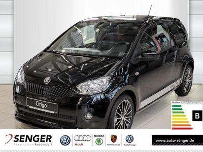 gebraucht Skoda Citigo Monte Carlo Modelljahr 2017 1.0 75 PS Pan