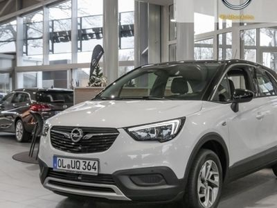 gebraucht Opel Crossland X 1.2 Turbo Design Line Sitzhzg. PDC