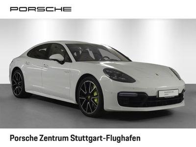 gebraucht Porsche Panamera Turbo S E-Hybrid 4.0 Burmester 21-Zoll