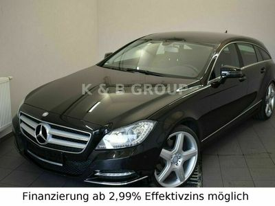 gebraucht Mercedes CLS250 Shooting Brake CDI°AMG°NAVI°LEDER°XENON als Kombi in Fulda