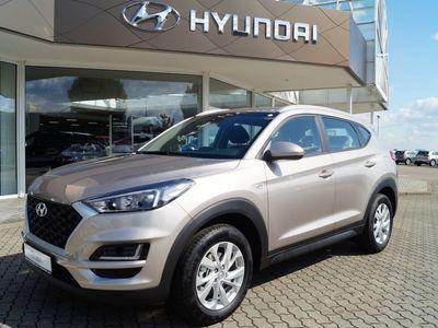 gebraucht Hyundai Tucson 1.6 GDi 2WD Pure Navi/Klima/Kamera