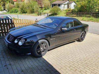 gebraucht Mercedes CL65 AMG AMG Automatik Liebhaberfahrzeug