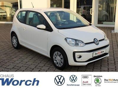 gebraucht VW up! up! 1.0 moveKlimaanlage/Sitzheizung