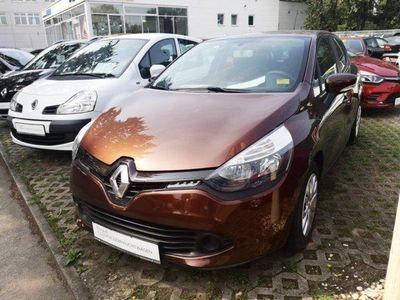gebraucht Renault Clio IV Expression 1.2 16V 75 Navi Klimaanlage