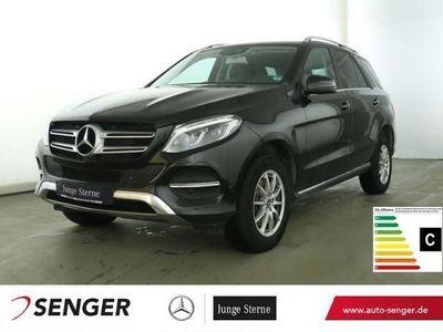 gebraucht Mercedes GLE350 d 4MATIC Comand+LED+AHK+Kamera
