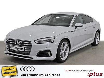 gebraucht Audi A5 Neu 40 TFSI S tronic sport MMI Navi Xenon Einparkhilfe plus KLIMA ALU