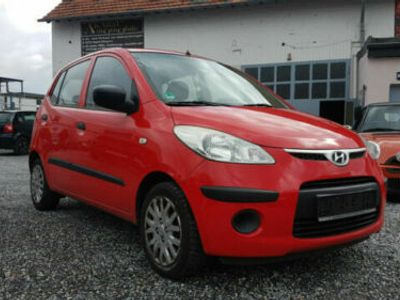 gebraucht Hyundai i10 Edition+--- EURO 4;5L-- 49KW
