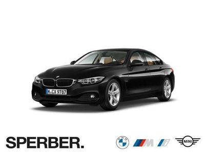 gebraucht BMW 430 Neu i Sport Line EU6d-T Leder LED Navi Kurvenlicht HUD