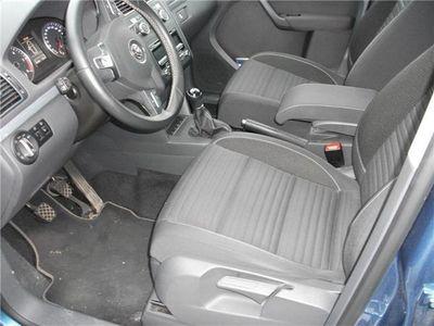 gebraucht VW Touran 2.0 TDI DPF BlueMotion Technology Cup