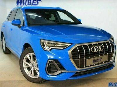 gebraucht Audi Q3 S line 35 TFSI