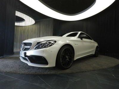 gebraucht Mercedes C63 AMG AMG Coupe   Carbon-Paket   Burmester