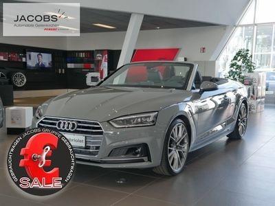 gebraucht Audi A5 Cabriolet 2.0 TDI sport S tronic S line Navi
