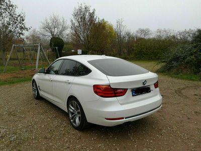 gebraucht BMW 320 Gran Turismo Sportline, Navi,