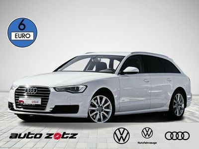gebraucht Audi A6 Avant 3.0TDI S tronic, Navi, AHK, GRA, SHZ, Xen