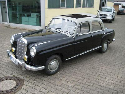 gebraucht Mercedes 219 Faltschiebedach