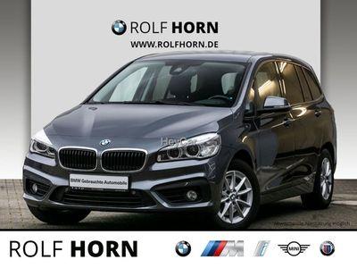 gebraucht BMW 218 Gran Tourer Aut. Klima PDC LED HIFI Navi