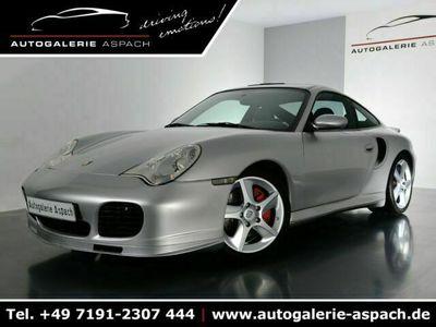 gebraucht Porsche 911 Turbo Coupe|BOSE|Raffleder|Schiebedach|Xenon als Sportwagen/Coupé in Aspach bei Backnang