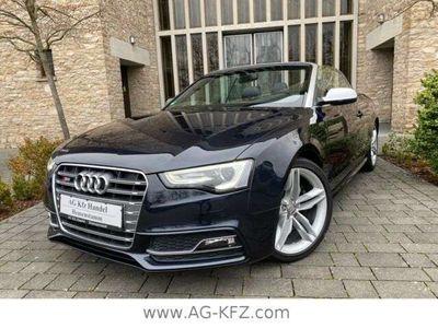 gebraucht Audi S5 Cabriolet 3.0 TFSI quattro -Scheckheft/1A