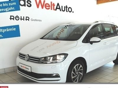 gebraucht VW Touran SOUND (Garantie 10/2022,Einparkhilfe,Navi,ACC) 1.