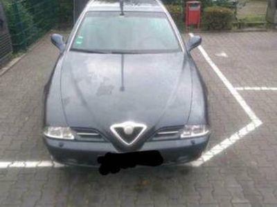 gebraucht Alfa Romeo 166 AlfaTÜV NEU
