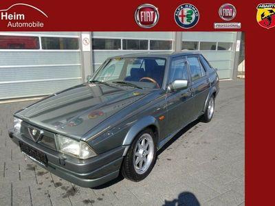 gebraucht Alfa Romeo 75 Twin Spark Transaxle sehr Gepflegter Zustand als Limousine in Tübingen