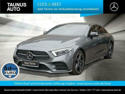 gebraucht Mercedes CLS300 d AMG NIGHT DISTRONIC HUD COMAND LED
