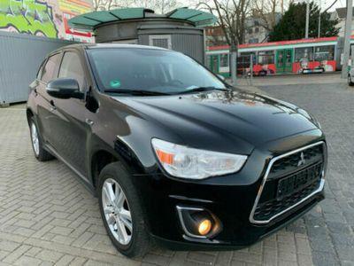 gebraucht Mitsubishi ASX 1.6 *2WD*Klimaautomatik*Facelift*Euro5