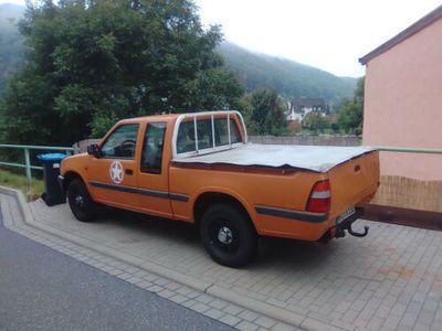 gebraucht Opel Campo Allrad