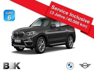 gebraucht BMW X3 xDrive20d NaviProf, PA+, HiFi, el.Sitze, Ad.-LED