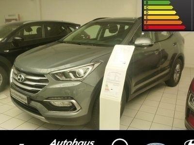 used Hyundai Santa Fe FL 2,4 Benzin 2WD Nav+AHK abn.