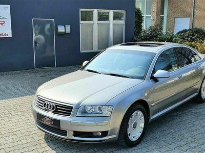 gebraucht Audi A8 3.0 TDI quattro Schiebedach Alcantara Xenon