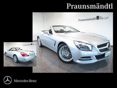 gebraucht Mercedes SL500 Distronic/Totw/Panorama/Sound/Comand/ILS