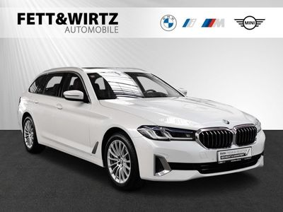 gebraucht BMW 540 xDrive Touring