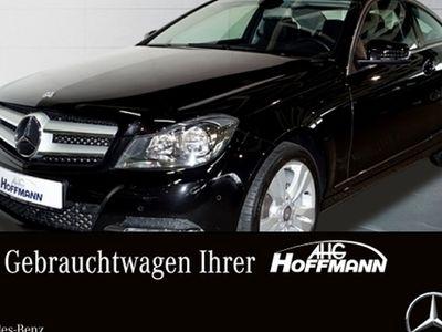 käytetty Mercedes C180 Coupé Navi/Parktronic/SHZ/Spiegel-P/Media In