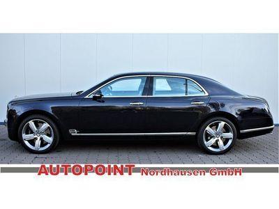 gebraucht Bentley Mulsanne Speed NP: 396.000,00 €