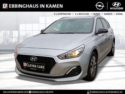 gebraucht Hyundai i30 YES! Parkpilot H,Navi,Rückkamera,KlimaAuto
