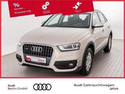 käytetty Audi Q3 2.0 TFSI quattro 6-Gang XENON