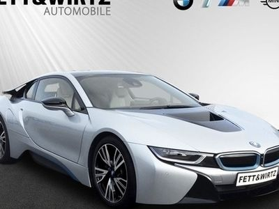 gebraucht BMW i8 Pure Impulse 20'' LM Navi HUD LED HiFi PDC