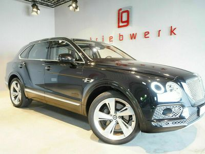 "gebraucht Bentley Bentayga 6.0 W12 -Naim-Night-Hud-Akrapovic-22"""