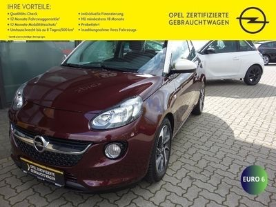 gebraucht Opel Adam Jam ecoFlex Bluetooth S/S BC Alu