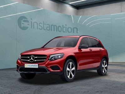 gebraucht Mercedes GLC220 GLC 220d 4M Exclusive Night LED Navi Kamera Spu