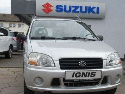 used Suzuki Ignis 1,3 Comfort,Klima,Alu,el.Fh,el.Spiegel,Servo,1.Hd.
