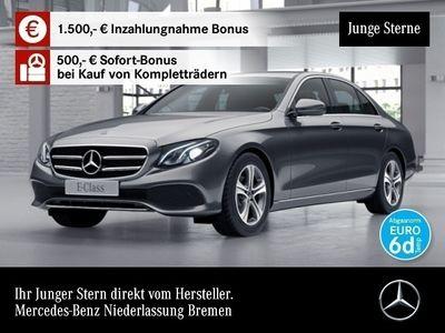 gebraucht Mercedes E220 Limousine