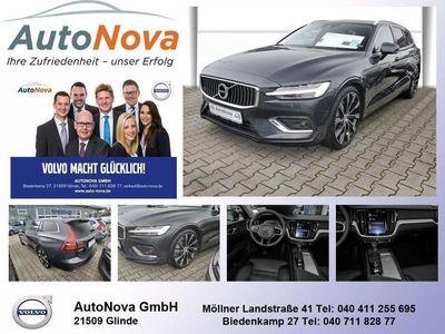 gebraucht Volvo V60 D4 AWD Inscription (EURO 6d-TEMP) LED Standh