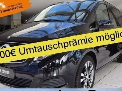 gebraucht Mercedes V250 d AVE L Comand Standhzg FAP 360° ILS LEDER Avantga