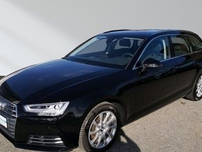 gebraucht Audi A4 Avant Sport 1.4 TFSI s-tronic LED Navi Tempom