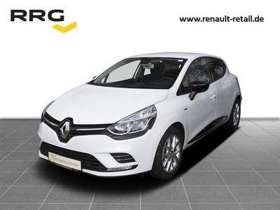 gebraucht Renault Clio IV IV 0.9 TCe 75 LIMITED Navi, Einparkhilfe, K