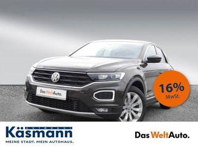 gebraucht VW T-Roc 2.0 TDI Sport LED*Navi*PDC*Virtual*ACC